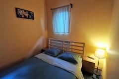 Camera cu pat dublu de 140 cm, TV LCD cu HDMI, Wi-Fi